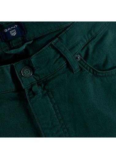 Gant Jean Pantolon Yeşil